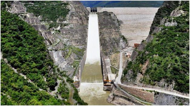 Largest Dam in India-Tehri Dam