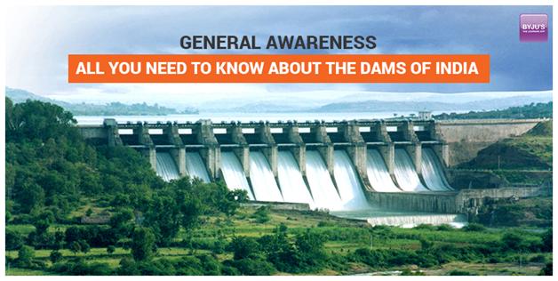 Major Dams in India