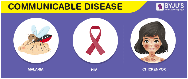 Communicable And Non Communicable Diseases - Its Types ...