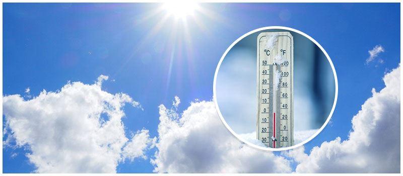 Air for Regulating Temperatures