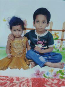 Hitesh and Khushi