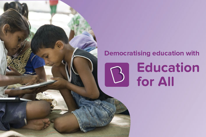 All for Education, Education for All!