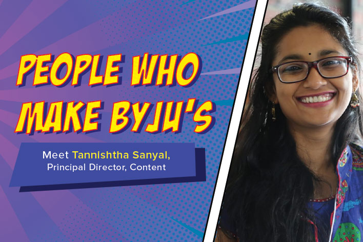 From IIT to Harvard and now BYJU'S, Tannishtha Sanyal is charting her own course
