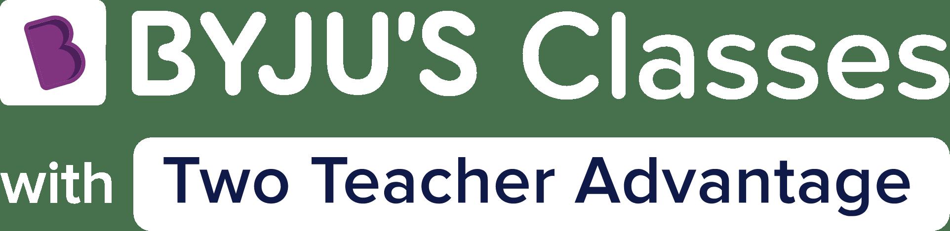 BYJU'S classes two teacher model