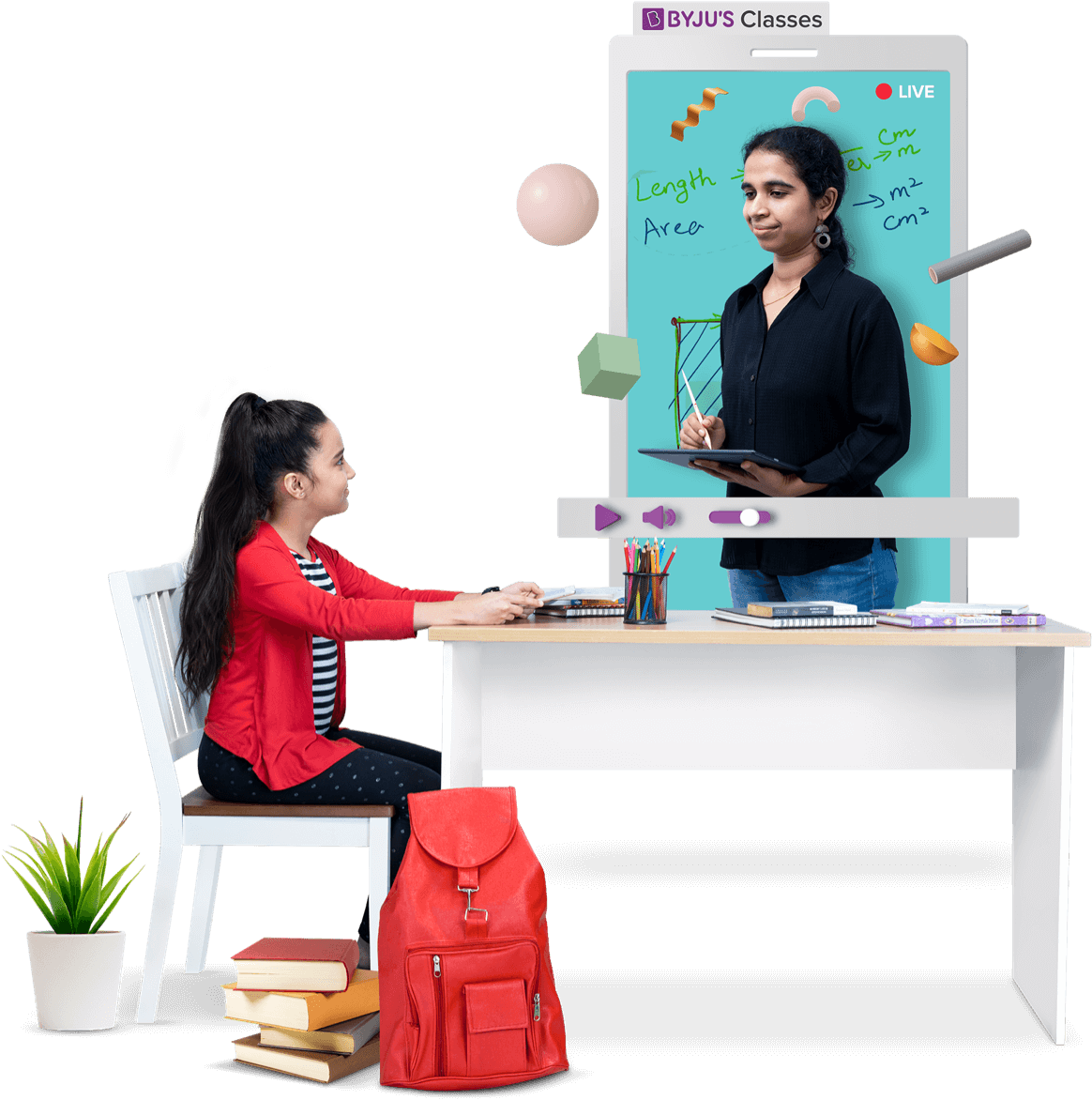 Interactive online home tuitions