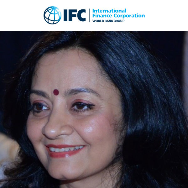 Ruchira Shukla, Regional Lead, Venture Capital Investments at IFC