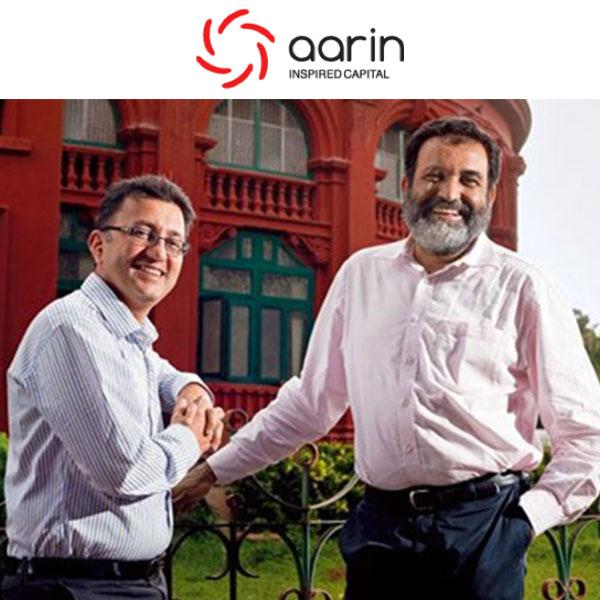 Ranjan Pai & Mohandas Pai, Aarin Capital