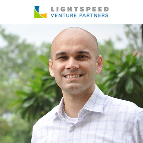 Dev Khare, Managing Director, Lightspeed India Partners Advisors