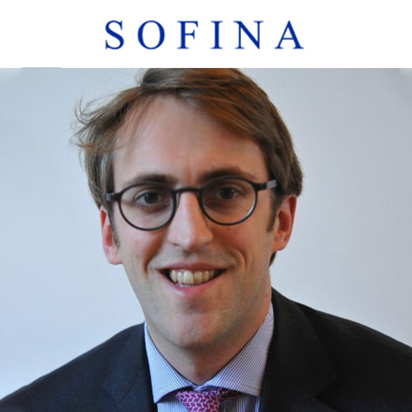 Maxence Tombeur, Sofina