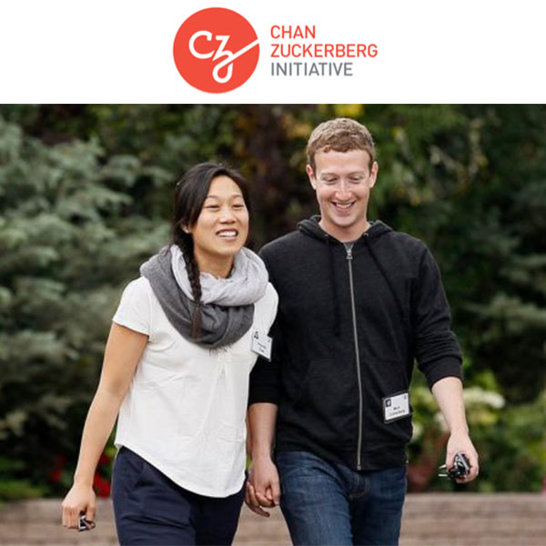 Dr. Priscilla Chan and Mark Zuckerberg , Chan Zuckerberg Initiative (CZI)