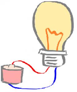 electricity - electric circuit