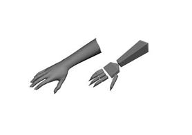 Model Hand