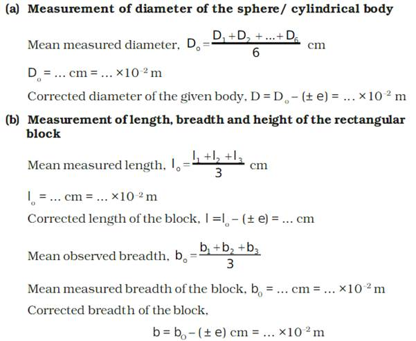 Physical Practical class11 image20