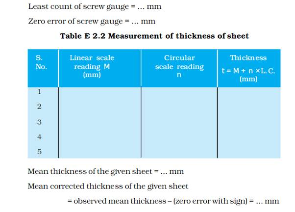 Physical Practical class11 image47
