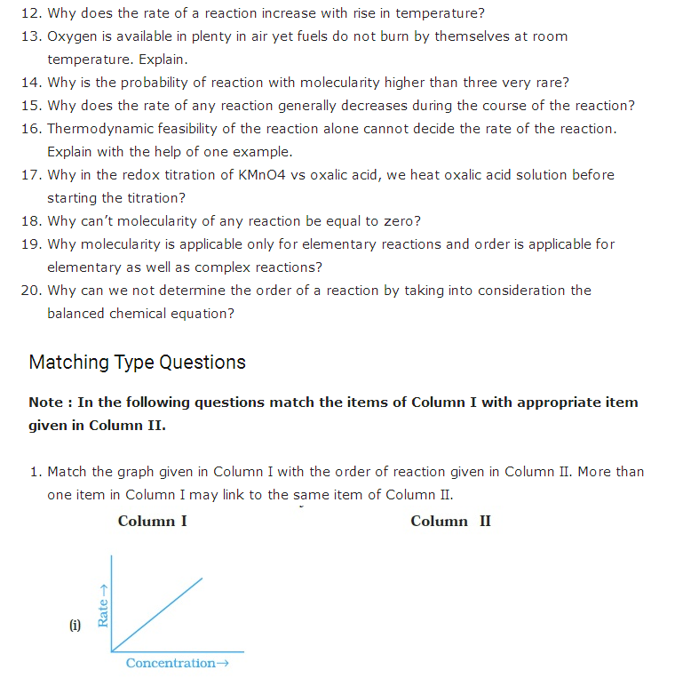 important questions class 12 chemistry chapter 4 chemical-kinetics 2