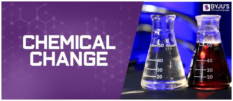 Chemical Change