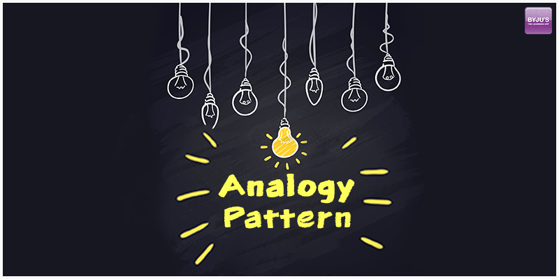 GMAT Analogy Pattern