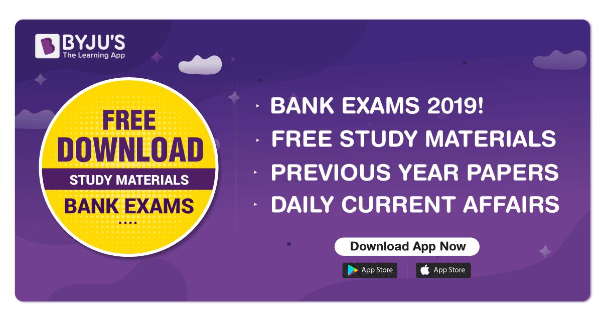 Bank Exams 2019 - Upcoming Bank Exams, Notifications And