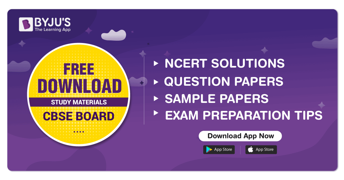 NCERT Solutions For CBSE Class 4 to 12 - Download latest 2019