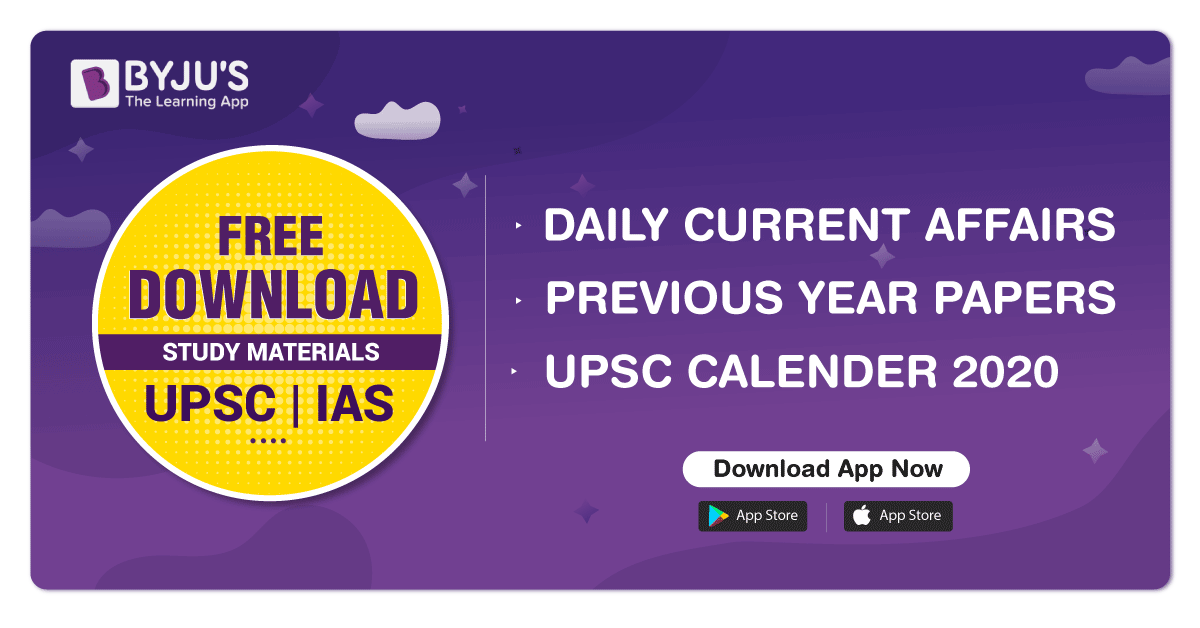 UPSC Exam: Free IAS Preparation | Free Study Material for IAS - BYJUS