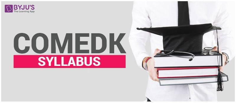 COMEDK Syllabus