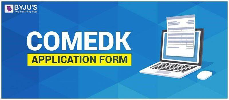 COMEDK Application Form