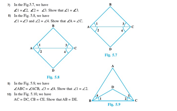 important questions class 9 maths chapter 5 introduction euclids geometry 2