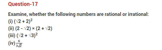 important questions class 10 maths chapter 1 real numbers 17