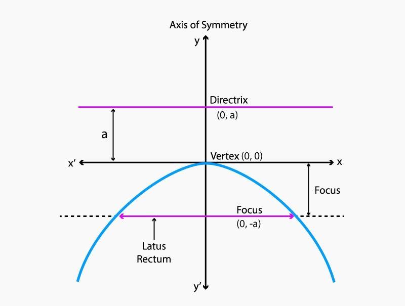 Parabola Definition Equation Of Parabola Area Using Integration