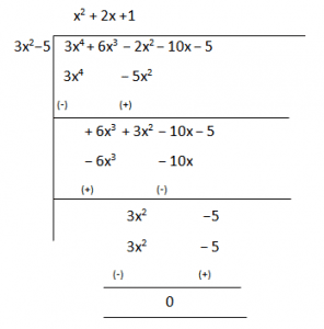 NCERT Solutions Class 10 Maths Chapter 2 Polynomials EXERCISE 2.3 Question 5