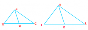 NCERT Solutions For Class 10 Maths Chapter 6 - Triangles - Exercise 6.3 question 12