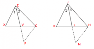 NCERT Solutions For Class 10 Maths Chapter 6 - Triangles - Exercise 6.3 question 14