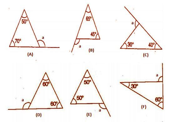 Ncert Solutions Class 7 Maths Chapter 6 The Triangles And Its Properties Free Pdf Download
