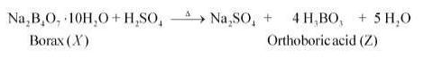 orthoboric acid