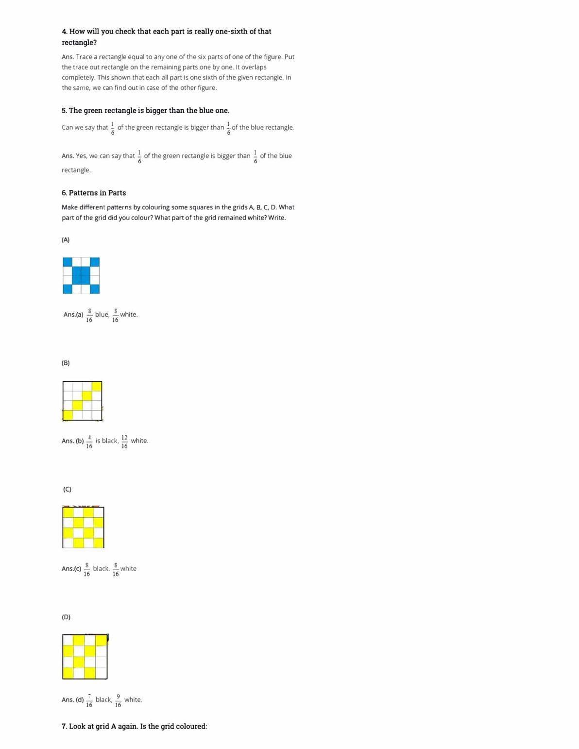ncert solution for class 5 maths