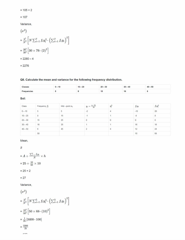 Class 11 Maths Ncert Solutions Chapter 15 Ex 15.2