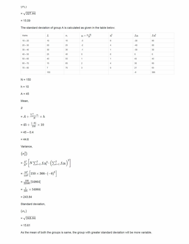 Class 11 Maths Ncert Solutions Chapter 15 Ex 15.3