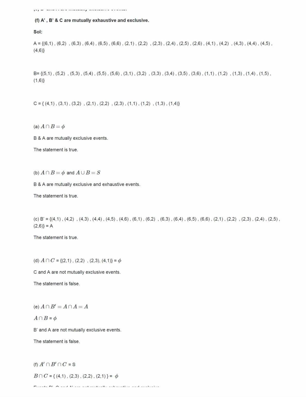 Class 11 Maths Ncert Solutions Chapter 16 Ex 16.2