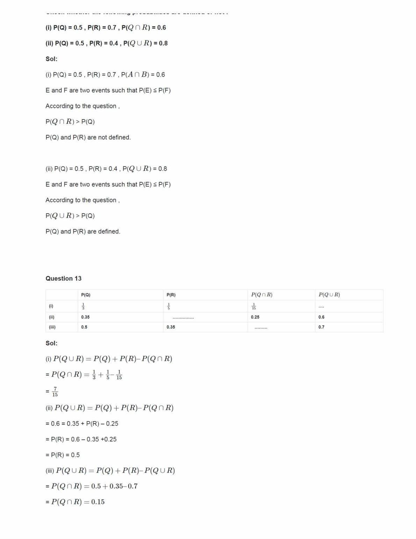 Class 11 Maths Ncert Solutions Chapter 16 Ex 16.3