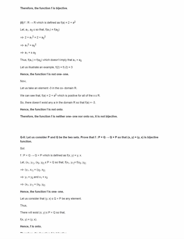 Ncert Solutions For Class 12 Maths Chapter 1 Ex 1.2