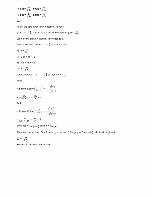 Ncert Solutions For Class 12 Maths Chapter 1 Ex 1.3