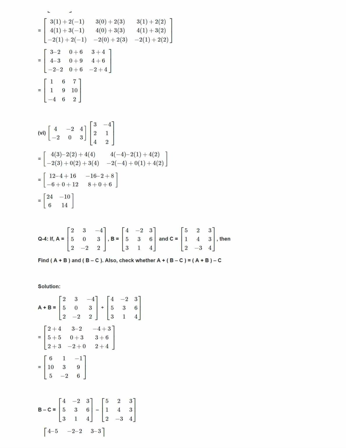 Ncert Solutions For Class 12 Maths Chapter 3 Ex 3.2