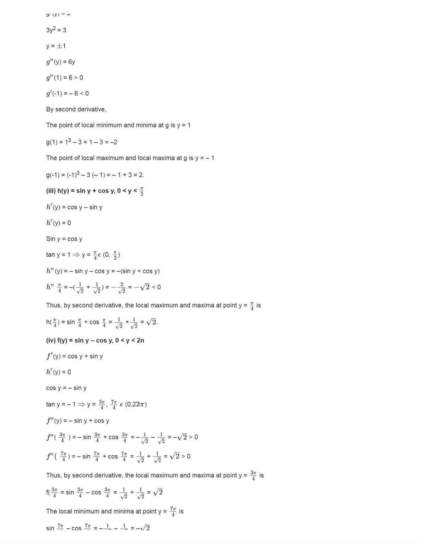 Ncert Solutions For Class 12 Maths Chapter 6 Ex 6.4
