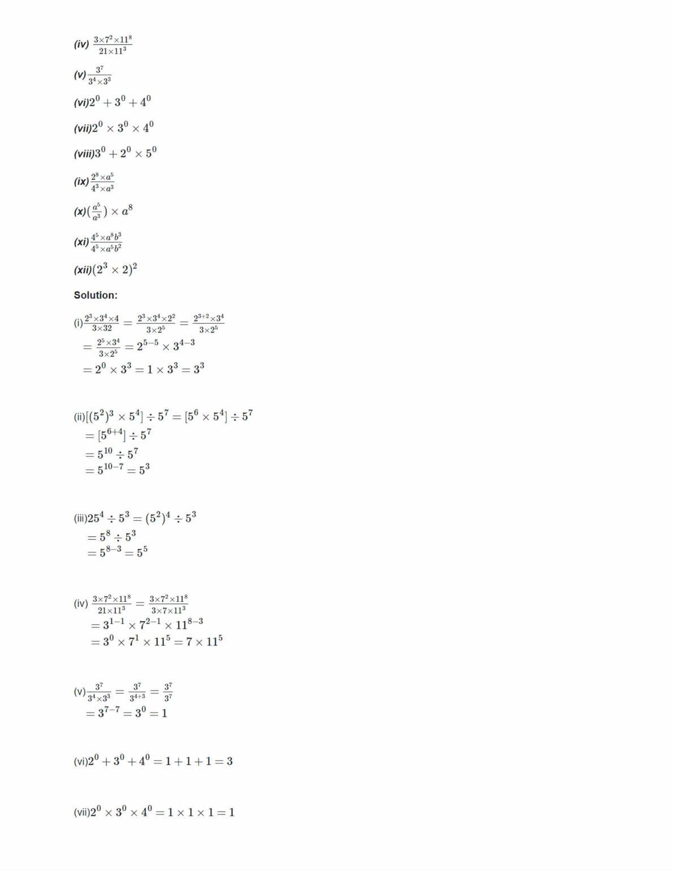 Ncert Solutions For Class 7 Maths Chapter 13 Ex 13.2
