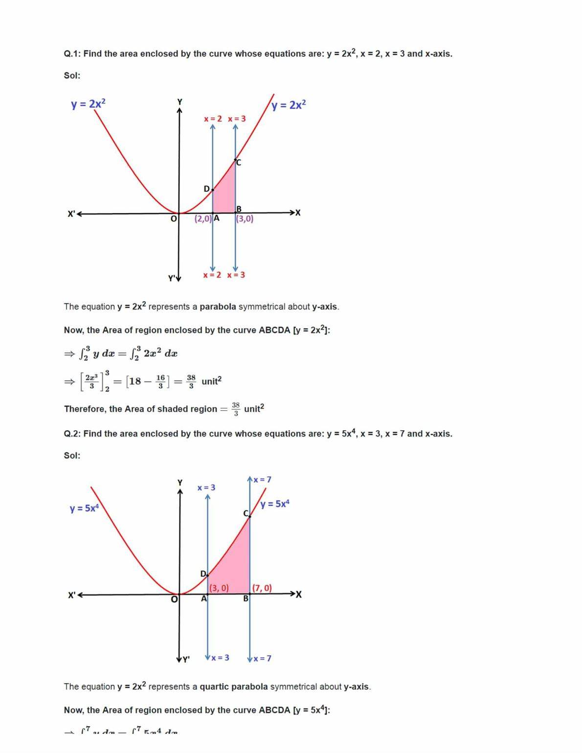 ncert solutions class 12 maths integration pdf