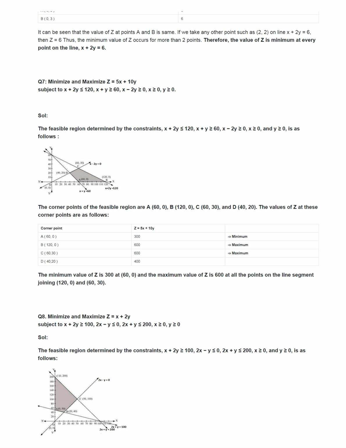 Ncert Solutions For Class 12 Maths Chapter 12 Ex 12.1