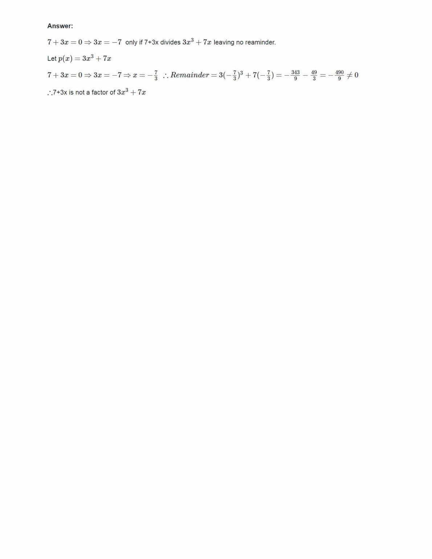 Ncert Solutions For Class 9 Maths Chapter 2 Ex 2.3