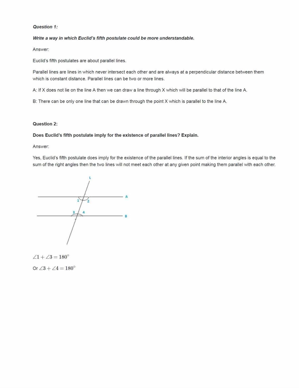 Ncert Solutions For Class 9 Maths Chapter 5 Ex 5.2
