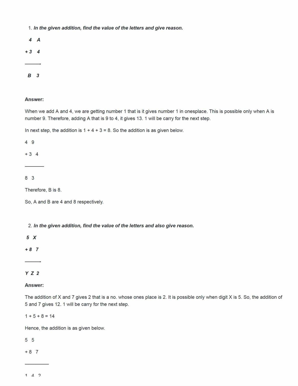 Ncert Solutions For Class 8 Maths Chapter 16 Ex 16.1