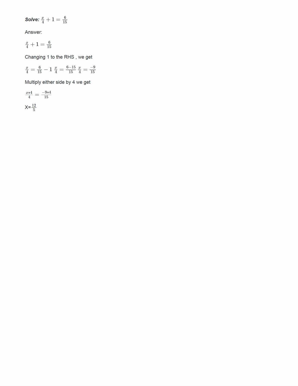 Ncert Solutions For Class 8 Maths Chapter 2 Ex 2.4